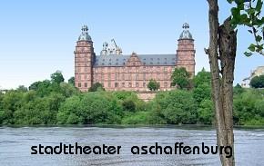 stadttheater aschaffenburg  - foto: susannah v. vergau