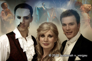 Phantom der Oper - Foto: Susannah V. Vergau