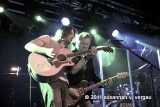 ray & steve wilson 17.09.2011 - foto: susannah v. vergau
