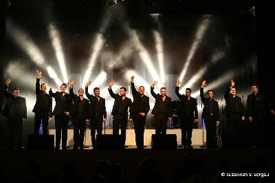 12 tenors - foto: susannah v. vergau