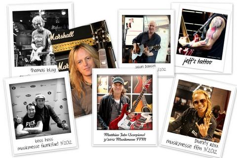 musikmesse 2012 - fotos: susannah v. vergau