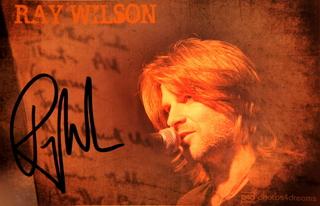 ray wilson 4-2012 - artwork&photo: susannah v. vergau