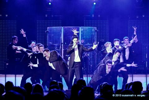 12 tenors 18.12.2013 ffm palais - foto: susannah v. vergau