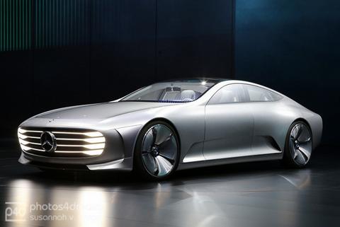 IAA Frankfurt 15.09.2015 - mercedes concept car, foto: susannah v. vergau