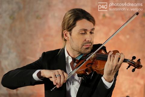 Frankfurter Musikpreis 2017 Geht An David Garrett Die