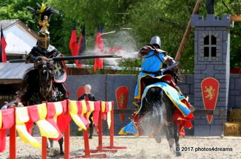 Sie reiten wieder: die Ritter sind zurück in Dieburg