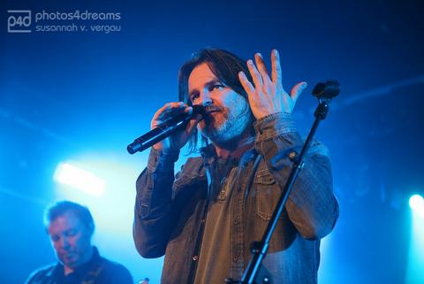 RAY WILSON gibt das letzte Konzert der Tour 2017 im Colossaal Aschaffenburg