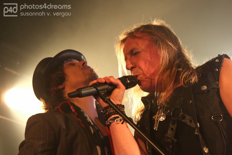 Laut & gut: PRETTY MAIDS & PINK CREAM 69 im Colossaal Aschaffenburg