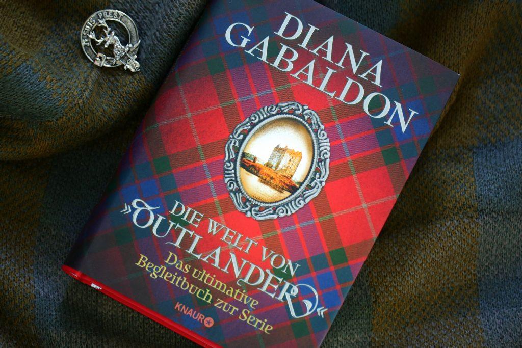 """GERN GELESEN: """"Die Welt von Outlander"""" / Diana Gabaldon"""