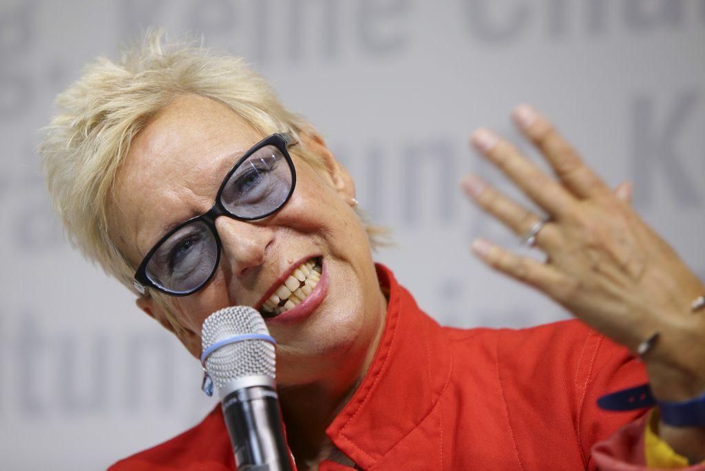 """GERN GELESEN: Doris Dörrie """"Leben, Schreiben, Atmen"""" – ein interaktives Buch"""